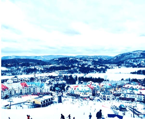 Erstatningen for Åre - Januar hvert år arrangerer Snowjam skitur til idylliske Mont Tremblant.