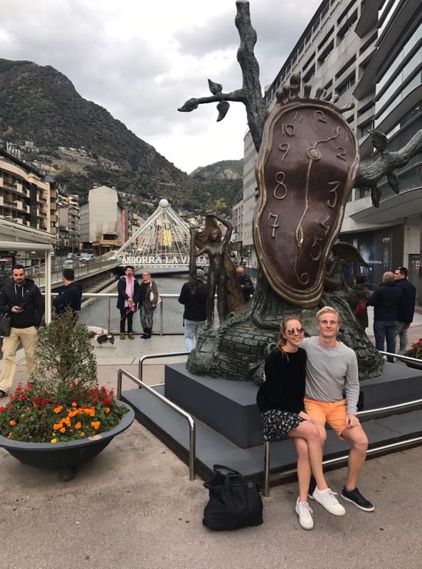 Andorra la Vella. Det er kulere å ha vært der enn å være der.