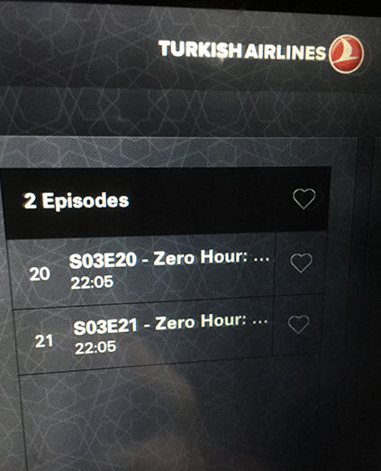 Turkish Airlines har to favorittepisoder av «Star Wars Rebels».