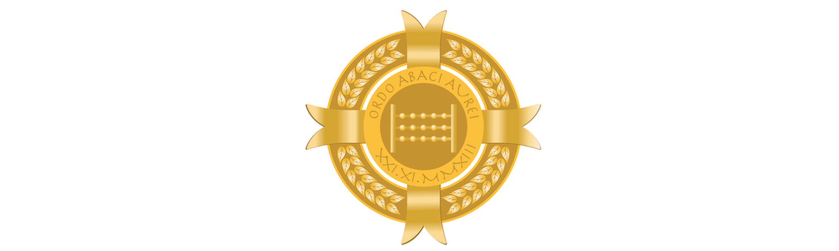 Den Gyldne Kulerammes Orden page banner